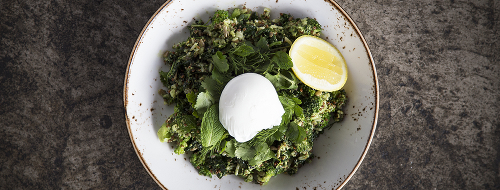kale brunch bowl - winter 2015 menu