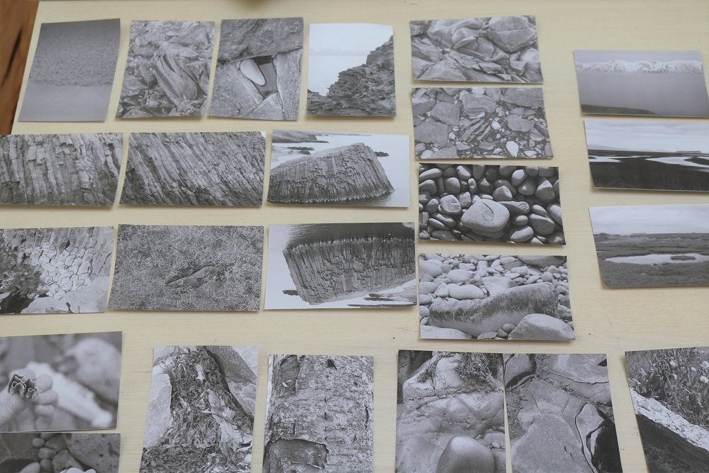 Photographic studies of Baer landscape