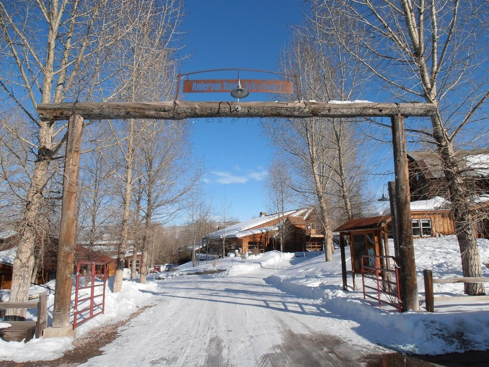 Entry to Anderson Ranch Arts Center