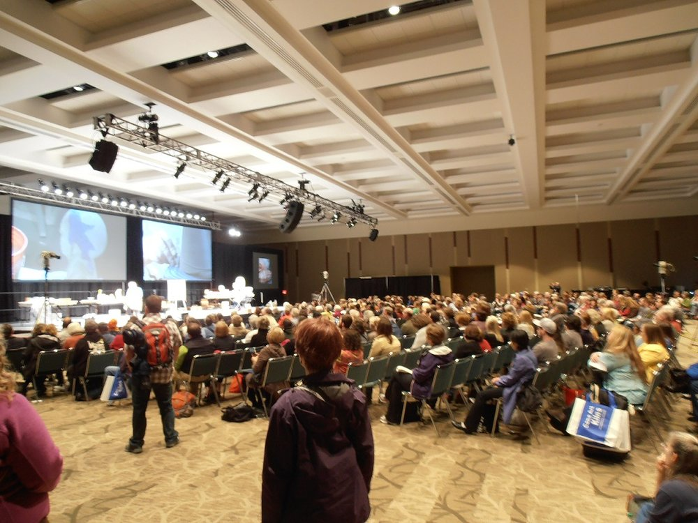 NCECA 2012, Seattle
