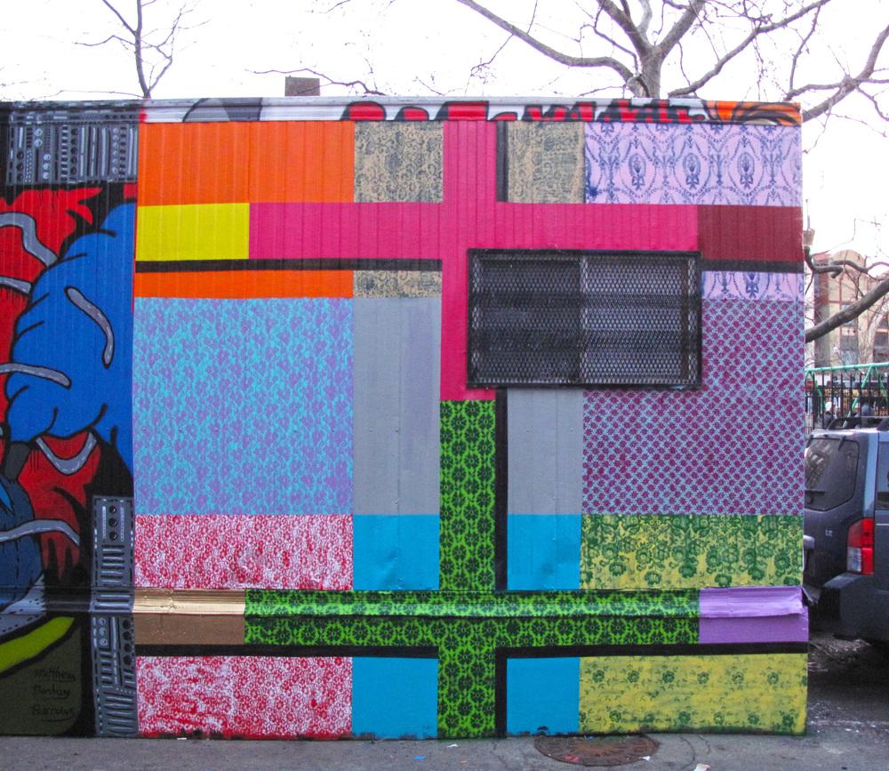 Centrefuge Mural 2013
