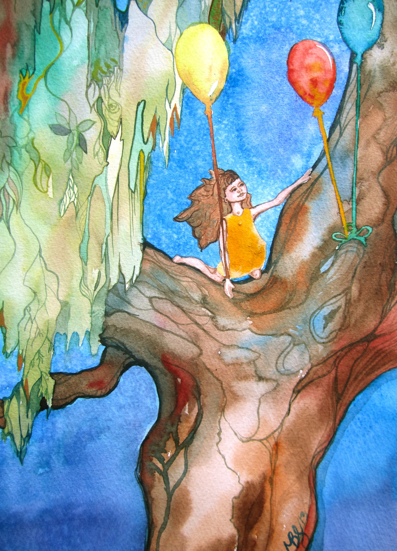 Ballon Tree!