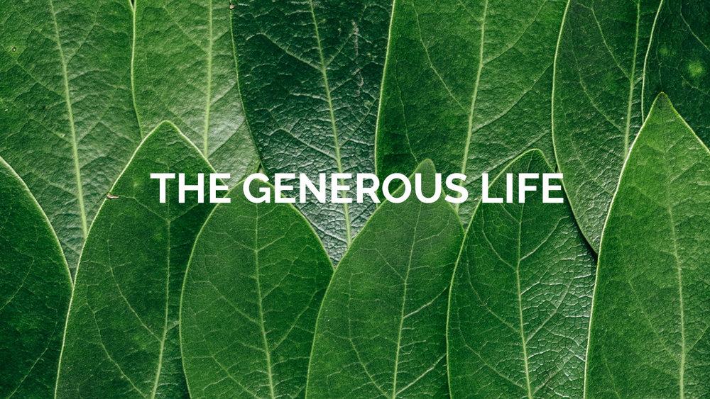 The Generous Life.jpg