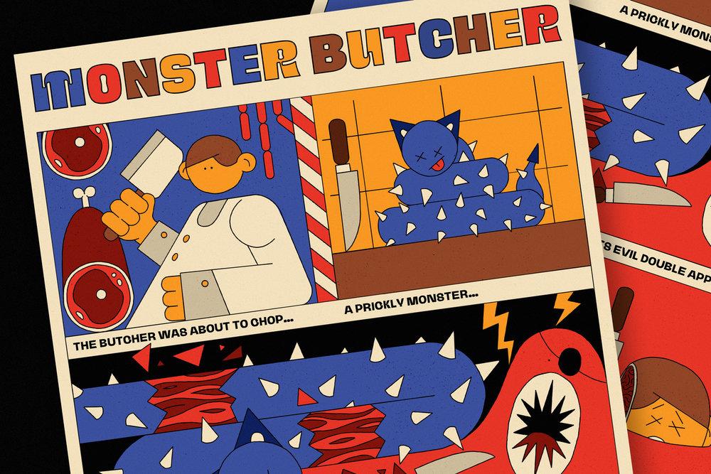 AurelienJeanney_InkTober_Monster_Butcher_Display_02.jpg