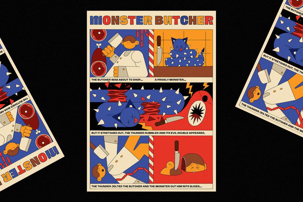 AurelienJeanney_1811_InkTober_Monster_Butcher_Display_01.jpg