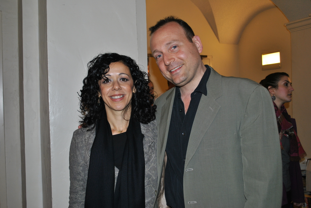 in Los Angeles with Luciana Souza