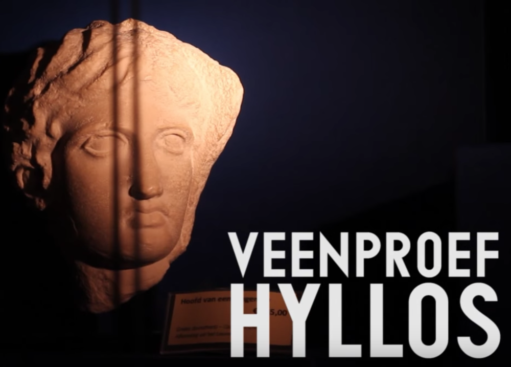 Hyllos - original score for Paul Koek and Herman Altena's, the 'Greek tragedy', Hyllos.