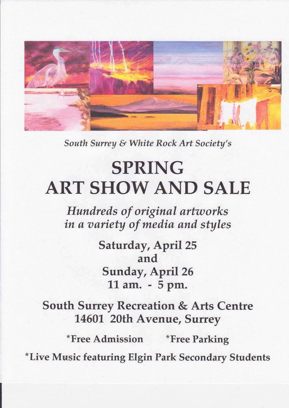 Spring Show 2015