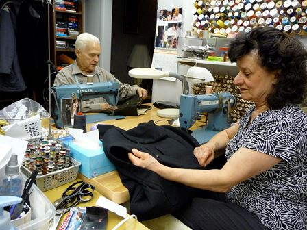 A word from our tailors