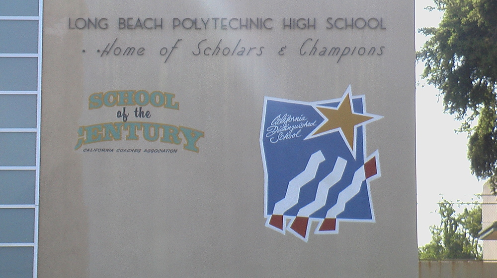 """School of the Century"", California Coaches Assocation"