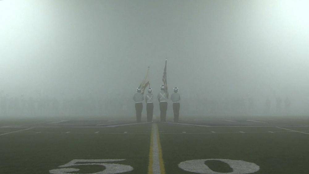 2012 Football CIF-San Diego Section Division IV Semifinal, Brawley at Madison, 11/23/12