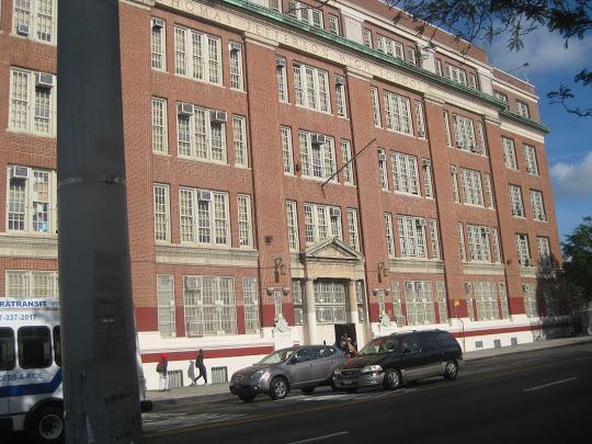 Brooklyn's Thomas Jefferson High School
