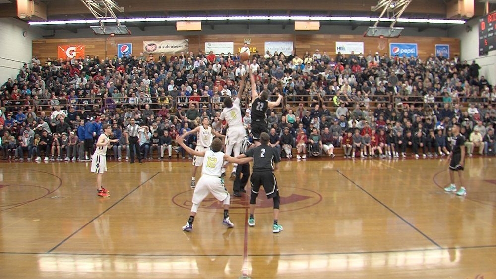 St. Augustine vs. Foothills Christian in the 2015 National Division quarterfinal, the two will meet again in the tipoff game on Monday, December 26th