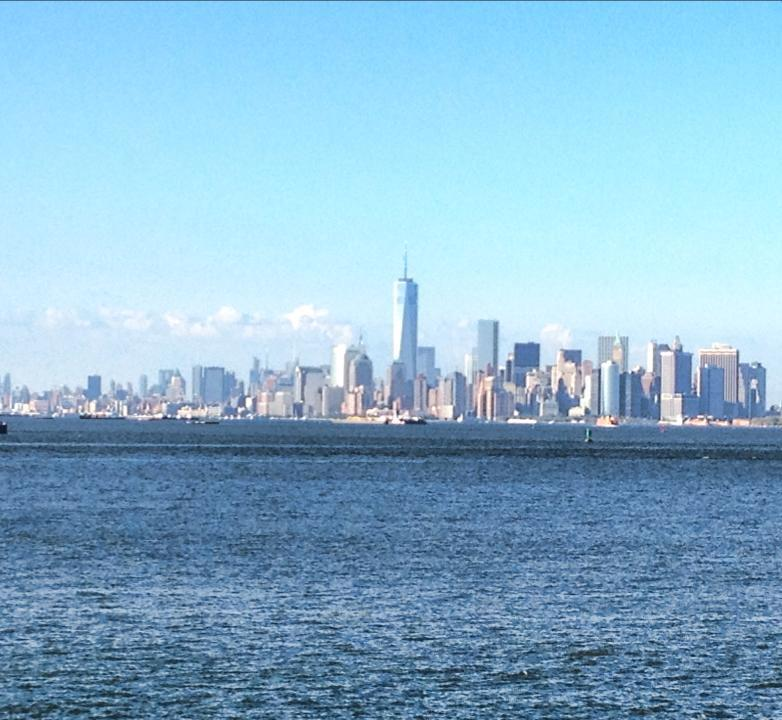 View From Staten Island Ferry, 2013