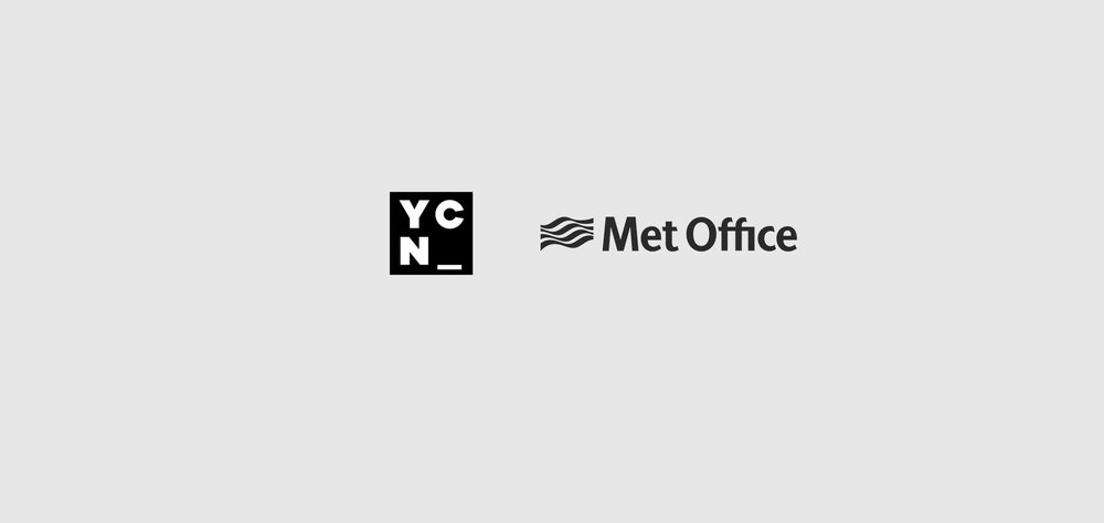 The You Can Now and Met Office Logos