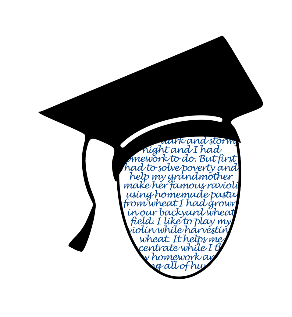 What is logos in essay