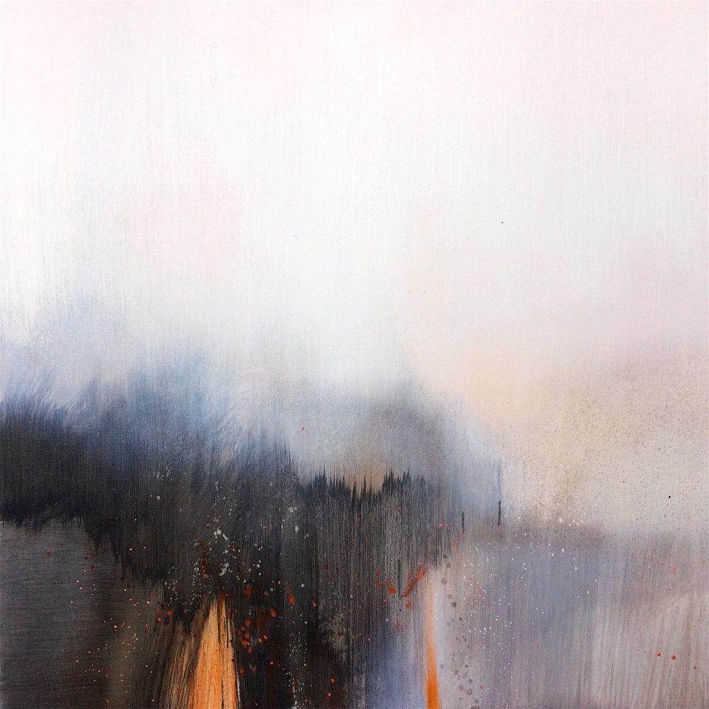 The Gentle Mist  50x50cm