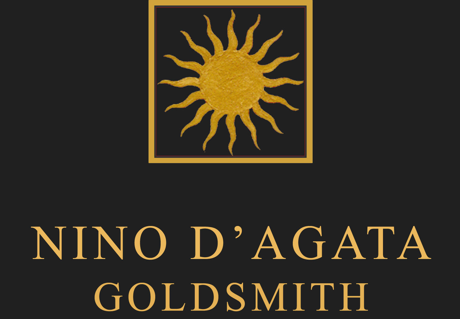 Nino D'Agata Goldsmith