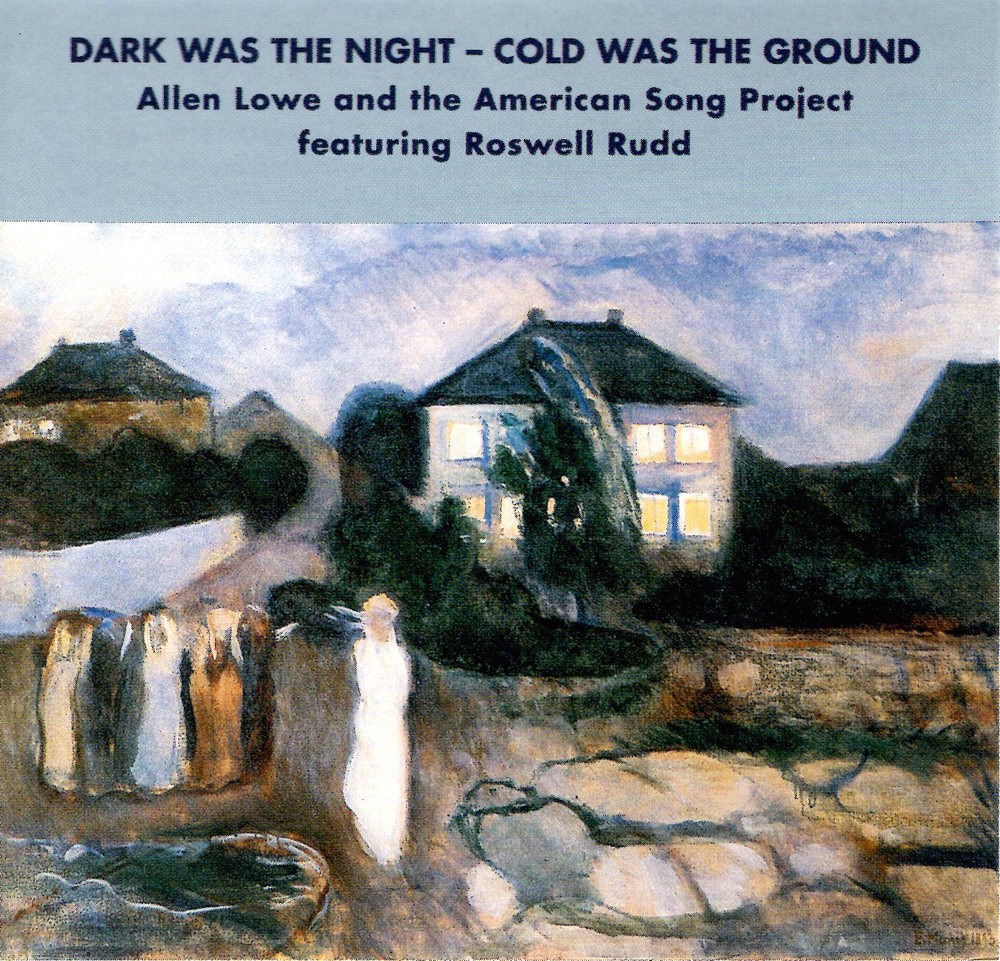 Dark was the Night - Cold was the Ground