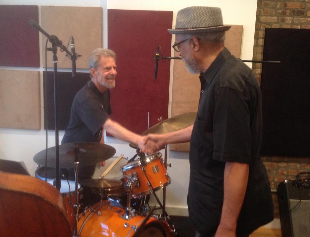 Lou Grassi - Drums