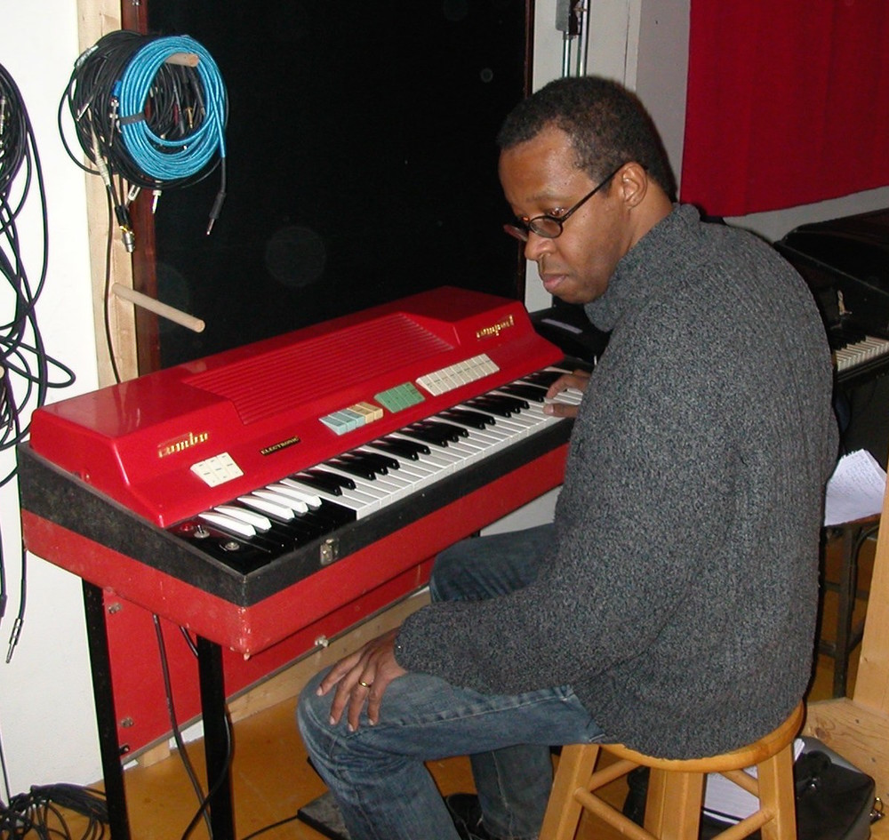 Matthew Shipp on Piano