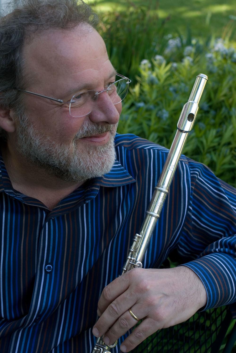 Christopher Krueger,  flute