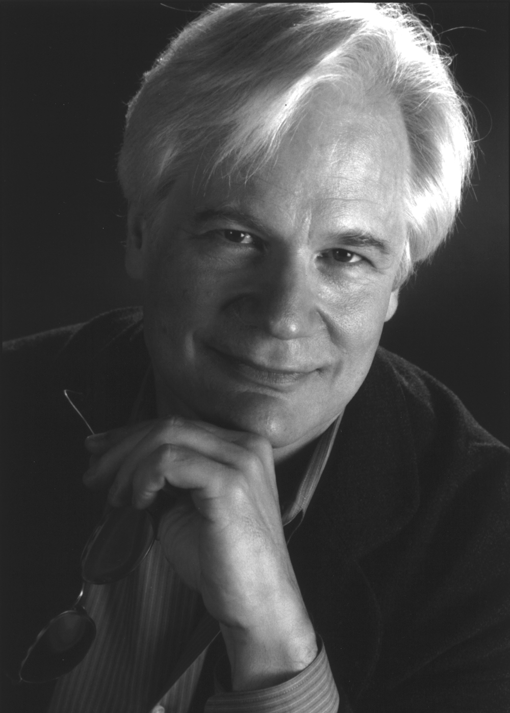 David Hoose,  conductor and music director
