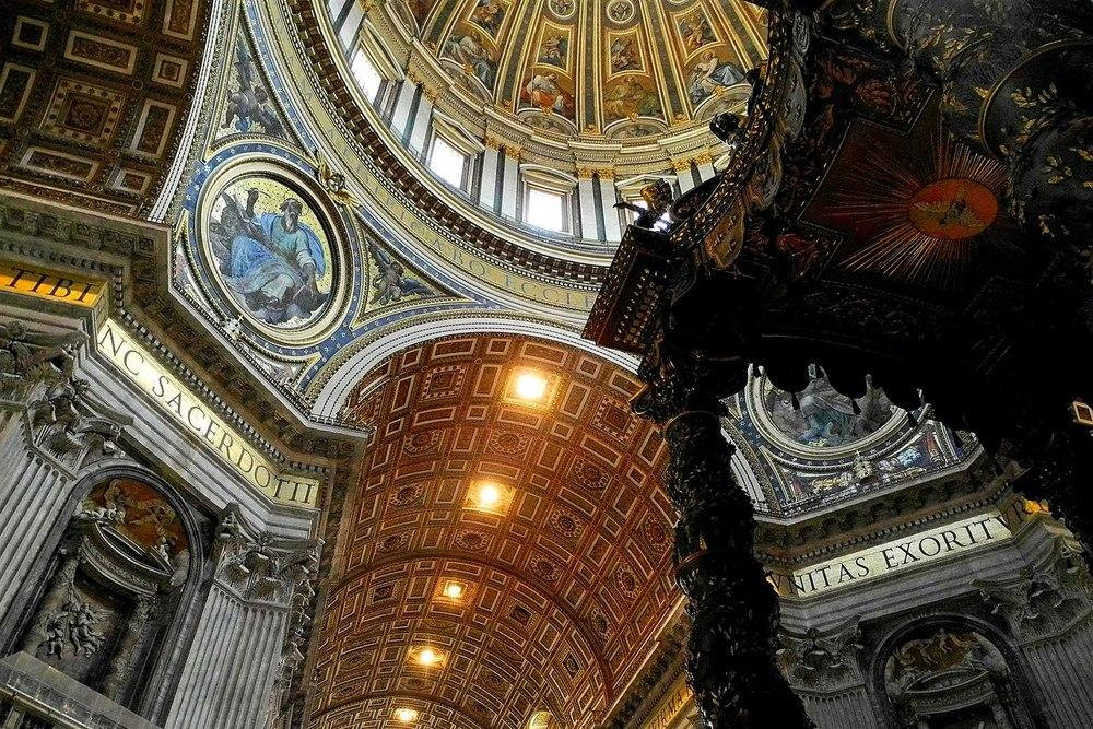 St. Peter's Ceiling.JPG