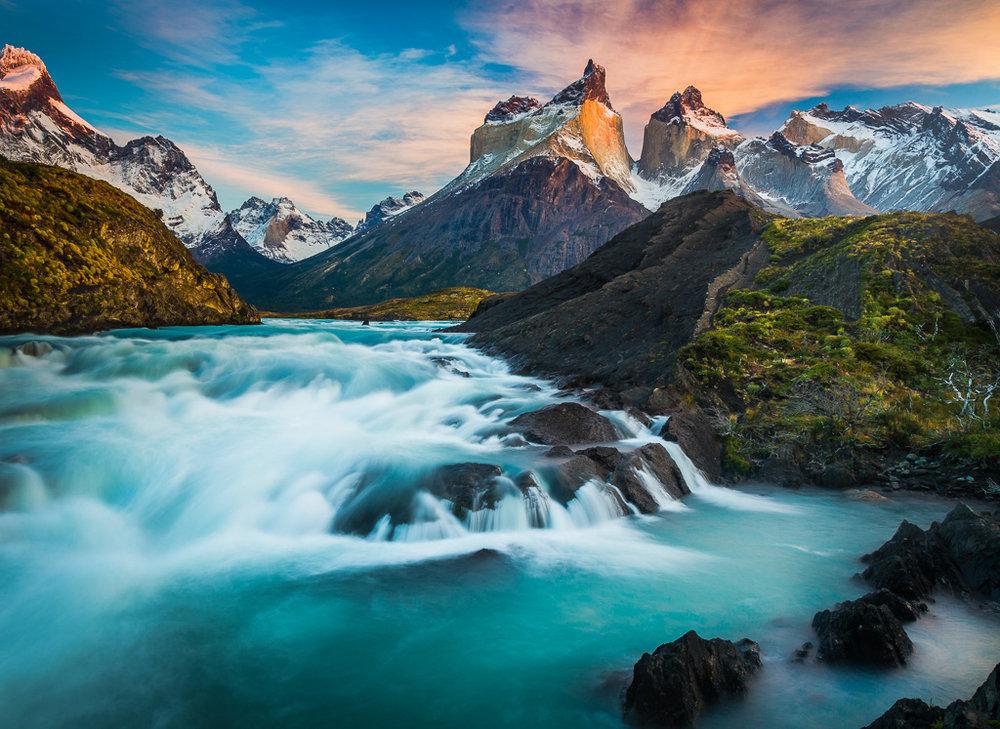 2-Los Cuernos Falls-Inge Johnsson-Plano CC