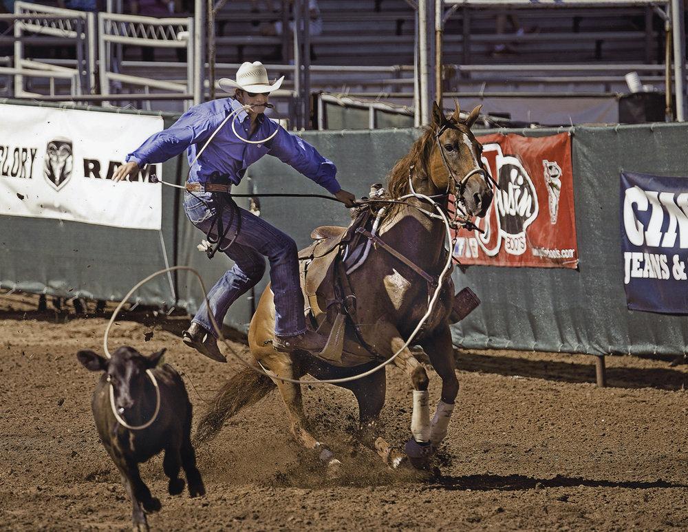 Follow The Rope, Ward Conaway, Oklahoma CC, 2nd HM