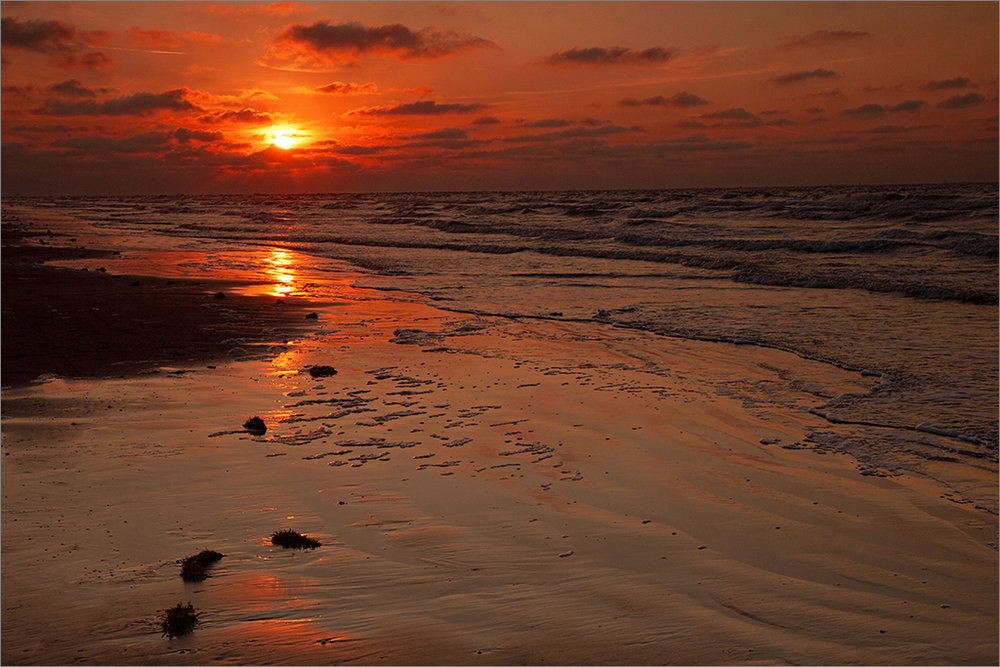 Sunrise at Galveston, Julie Cheng, Houston PC, 2nd HM