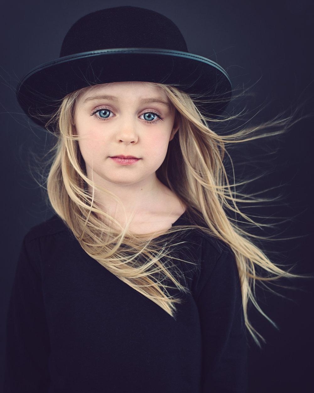 Little Black Hat, Kim Boustany, Lafayette PS, 2nd