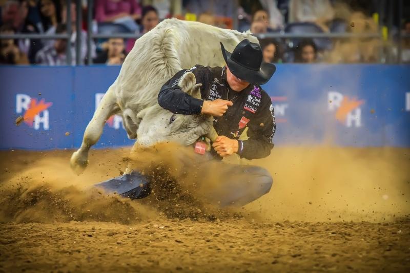 Steer Wrestlin', Butch Spielman, Louisiana PS, 2nd