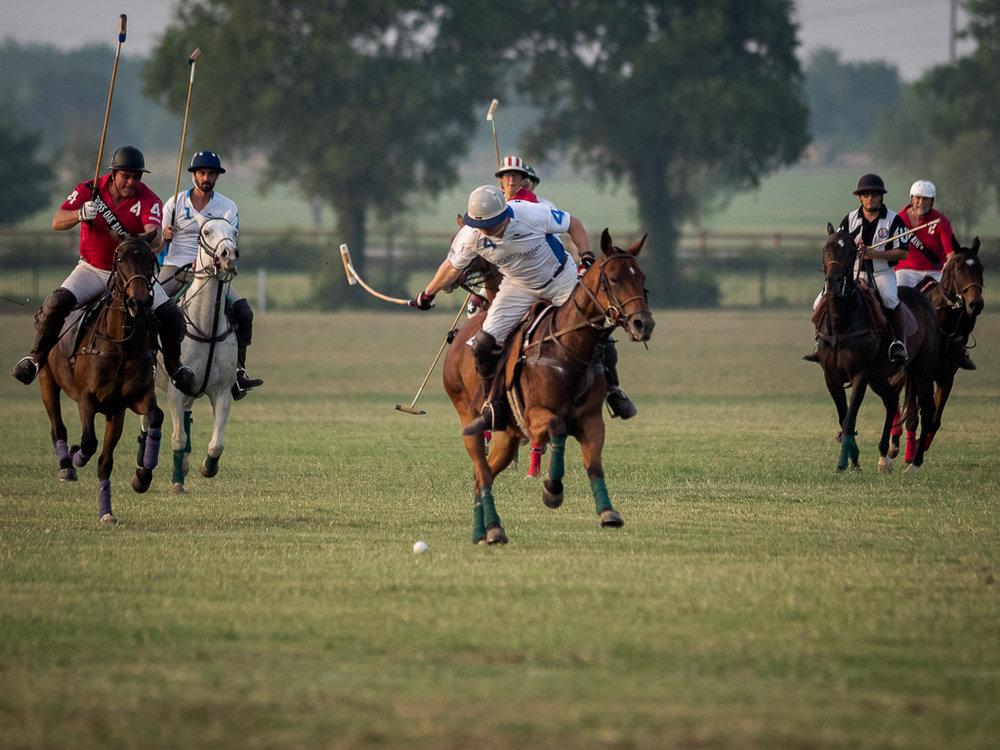 Polo, Larry Petterborg,Dallas CC, 2nd HM