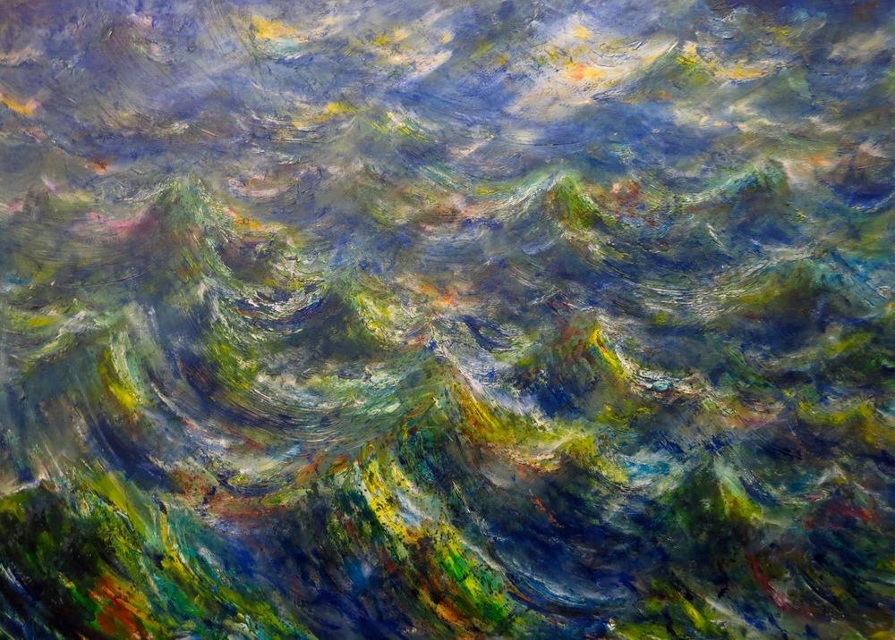 Wavescape, 1995