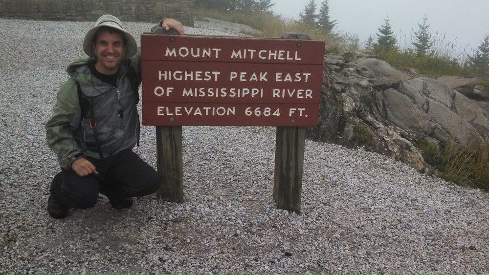 Climbing Mount Mitchell The highs and lows of ascending the tallest peak east of the Mississippi River.