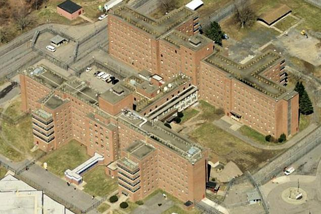 Central New York Psychiatric Center Repair Ventilation Shafts