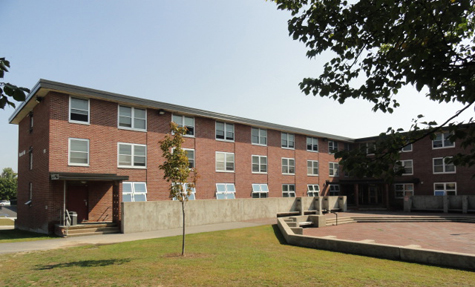SUNY Plattsburgh Masonry Restoration of 4 Low-Rise Dormitories