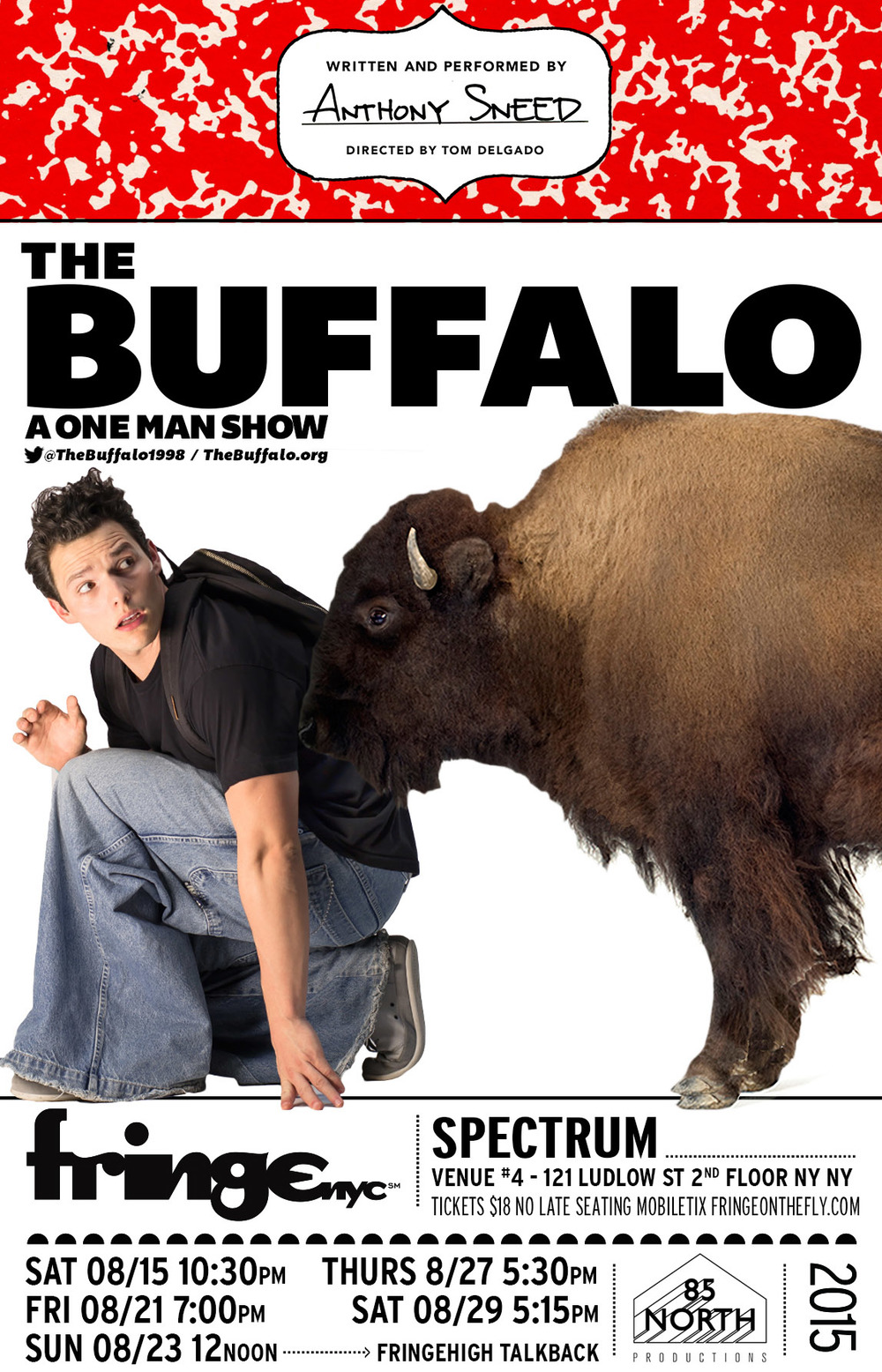 The Buffalo @ The NYC International Fringe Festival