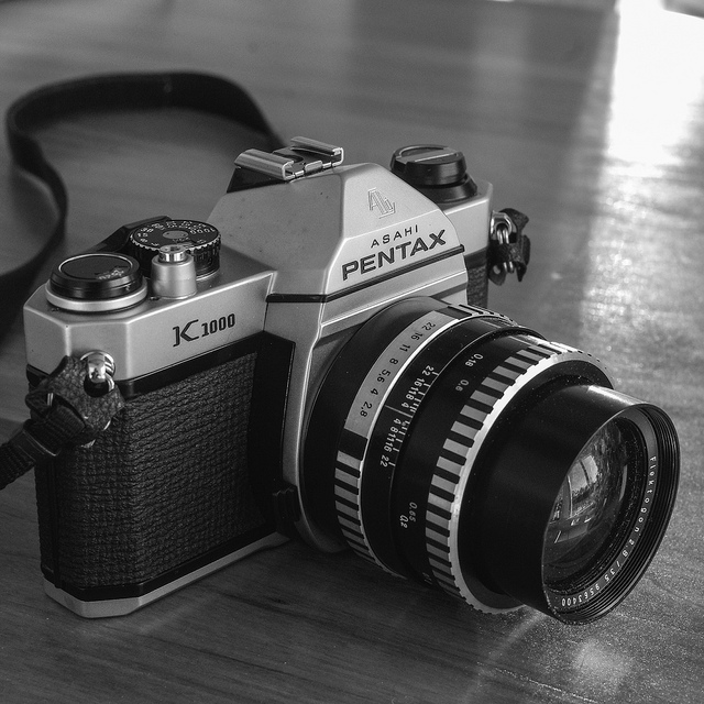 Pretty close to my first camera, via jacme31 CC Flickr.