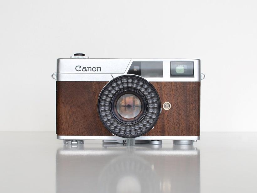 Canonet, refurbished by ILOTT