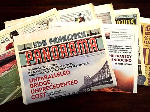 McSweeney's Quarterly, The Panorama