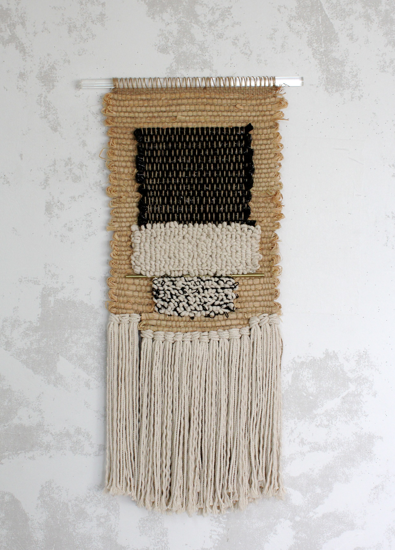 all-roads :     Case Study Weaving by All Roads. Part of the Santa Ana Collection. Via  All Roads Design