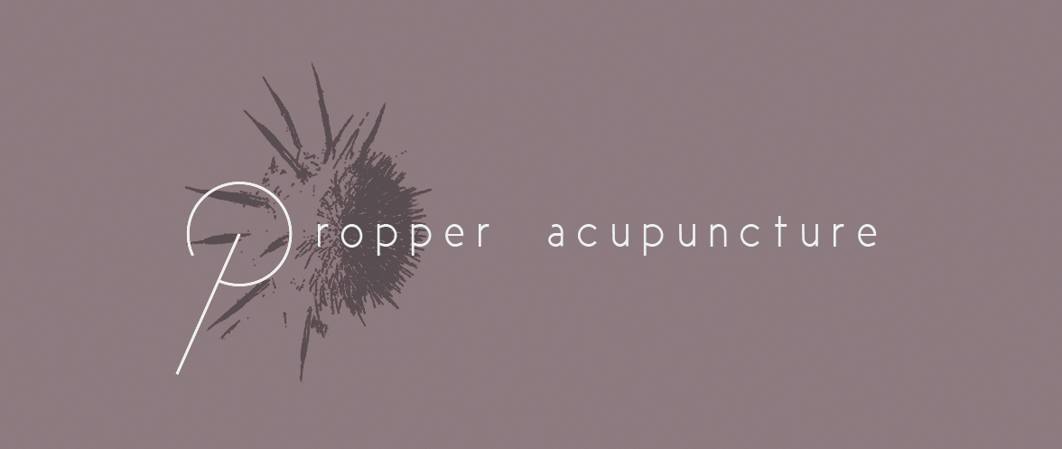 PROPPER ACUPUNCTURE