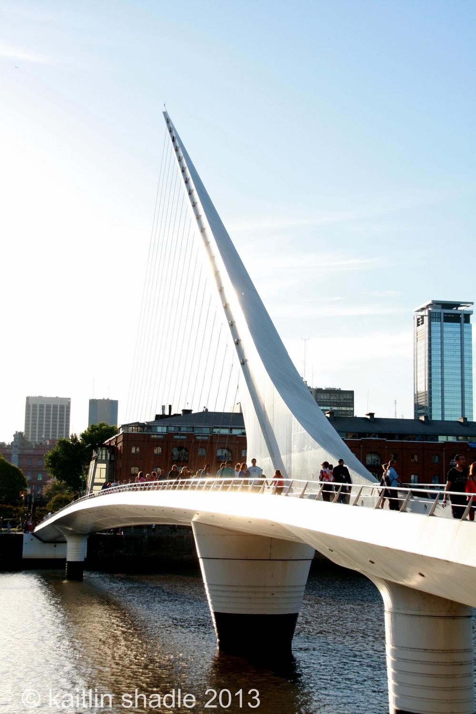Vertical Puente de la Mujer 2011