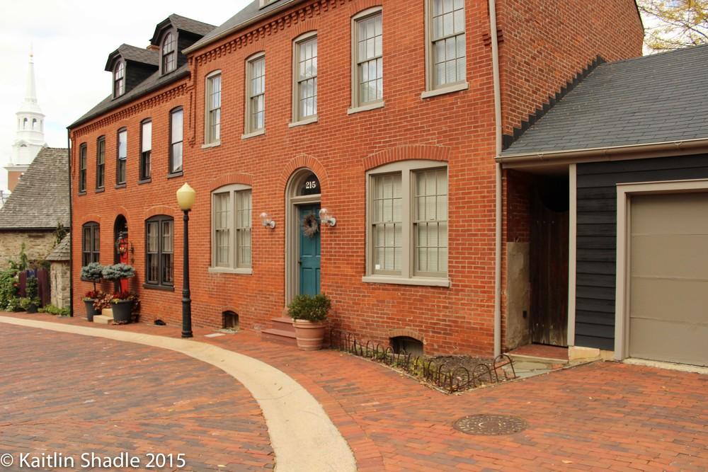 Vine Street Alleyway 2