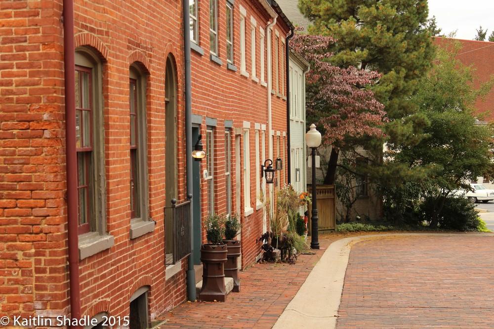 Vine Street Alleyway 3