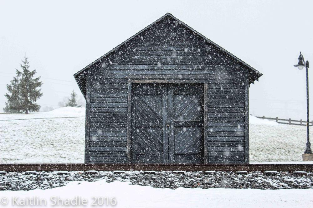 Grey Barn