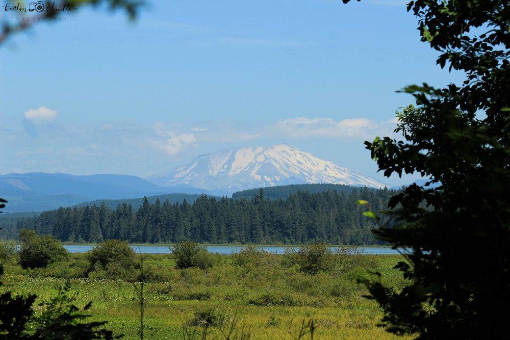 Mount Saint Helens