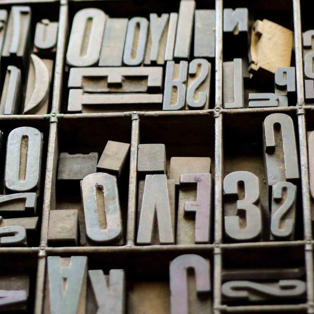 Block Letters ET